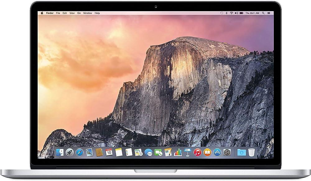 Apple macbook pro 2.2ghz intel core i7 di quarta generazione (ricondizionato) 15.4