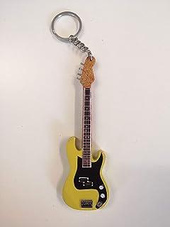 Axman Gerry McAvoy (Rory Gallagher): Fender Precision Bass – Llavero e imán Variación (Vendedor del Reino Unido)
