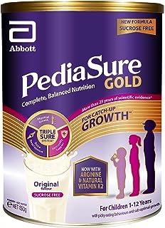 PediaSure Gold - Original Flavour (Sucrose Free), 850g