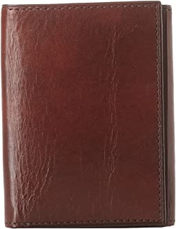 Old Leather Collection - Trifold Wallet