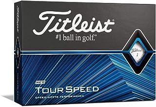 توپ های گلف Speed Speed Tour ، سفید ، (یک دوازده)