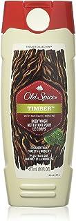Old Spice ボディウォッシュフレッシャーコレクション木材16液量オンス(2パック)