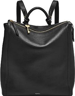 Fossil Parker Leather Convertible Women's Backpack Purse Handbag
