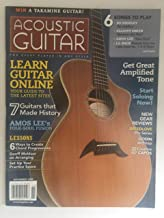 Acoustic Guitar Magazine - November 2008 - Learn Guitar Online - Get Great Amplified Tone
