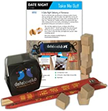 DateBox Mini Date Night Box: This Creative Date Night for Couples is Ready to Open and Enjoy! Adorable to GO Theme is a Date Night to Remember