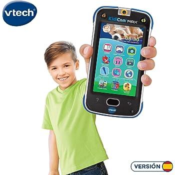 Amazon.es: VTech Dispositivo multifunción Kidicom MAX, Color Azul ...