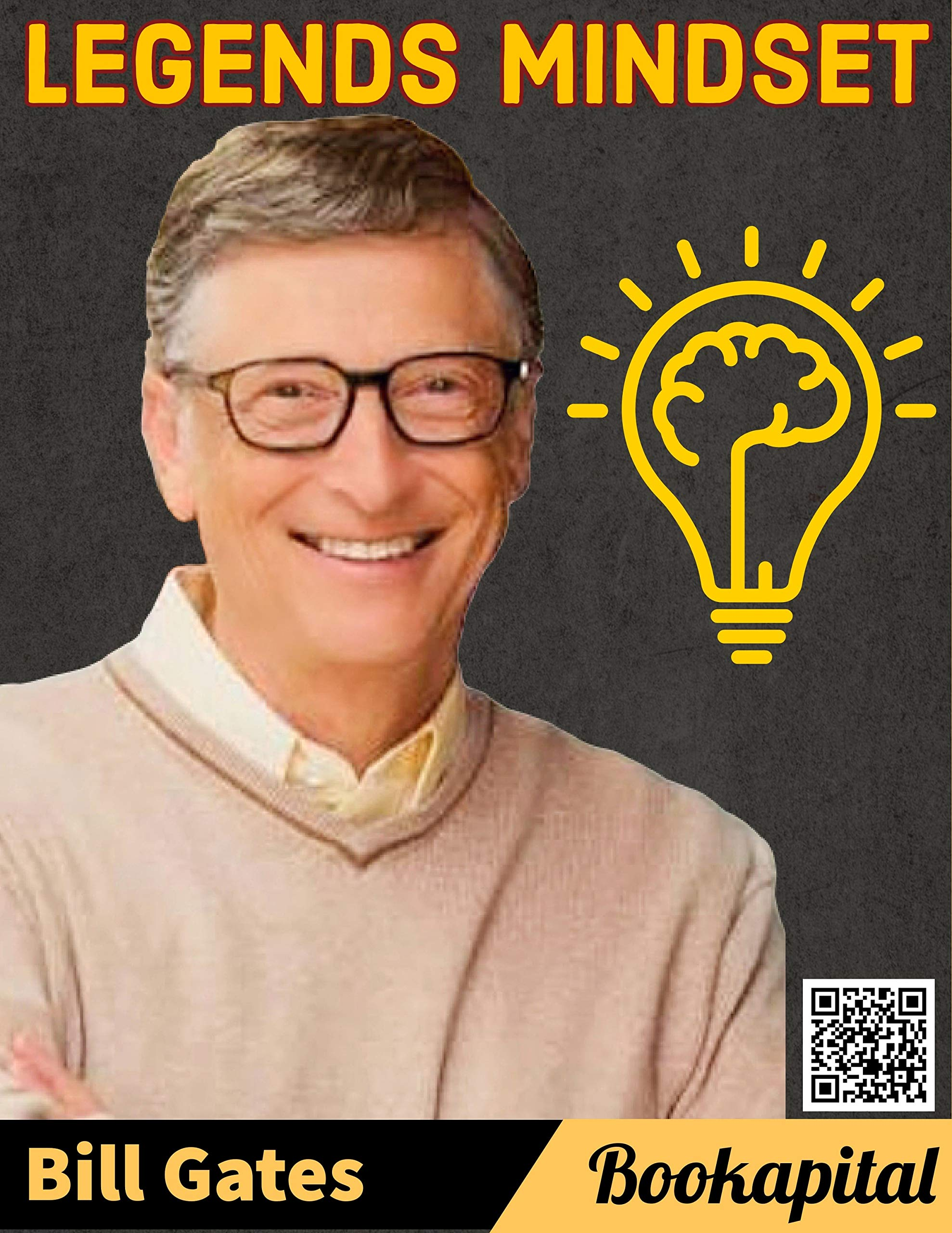 LEGENDS MINDSET:Bill Gates: Read a legend to Be a legend