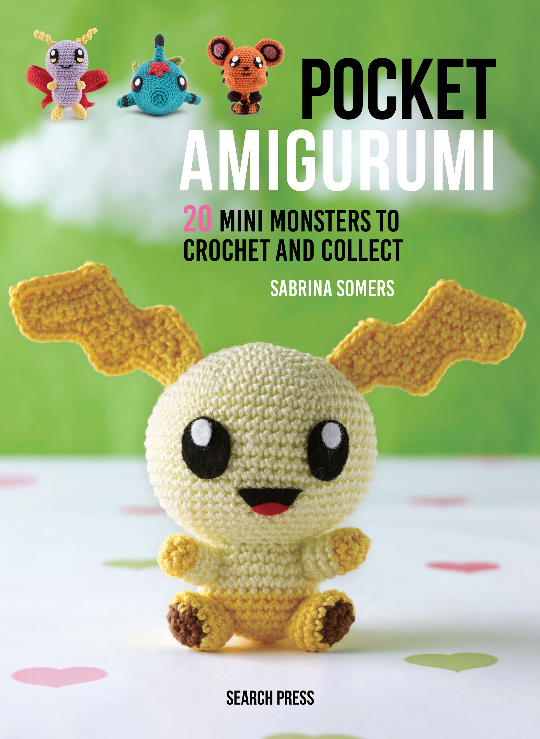 The Ultimate FREE Pokemon Crochet Patterns Over 35 Designs – Crochet | 2500x1828