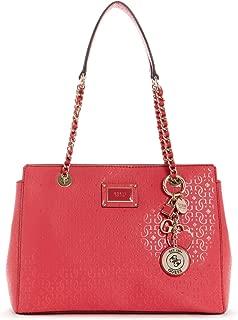 Guess Handbag For Women, Pink