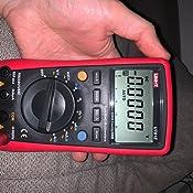 Multimeter Uni T Ut890d Effektivwert Voltmeter Amperemeter Ohmmeter Ac Dc Zählerstrom Spannungswiderstand Frequenz Durchgangskapazitätsdiode Unterscheiden Zwischen Nulllinie Und Feuerlinie Baumarkt