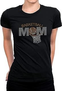 bling basketball mom shirts