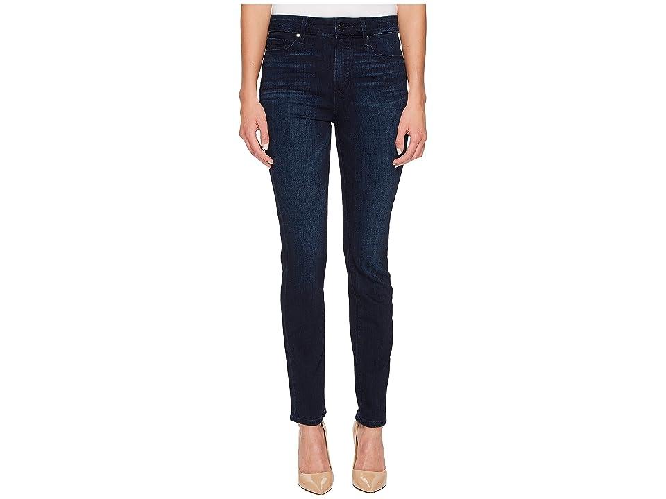 Paige Hoxton Ankle Peg in Hazen (Hazen) Women's Jeans, Blue