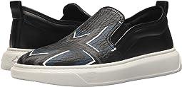MCM - Gunta Viseto Slip-On Sneaker