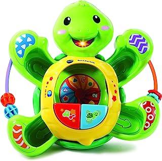 VTech VT80-506103 Pop-a-Ball Rock and Pop Turtle Toy