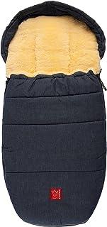 gris melange, 65711324 dise/ño con incrustaciones de cordero Kaiser Sheepy/ /Saco de abrigo multifunci/ón