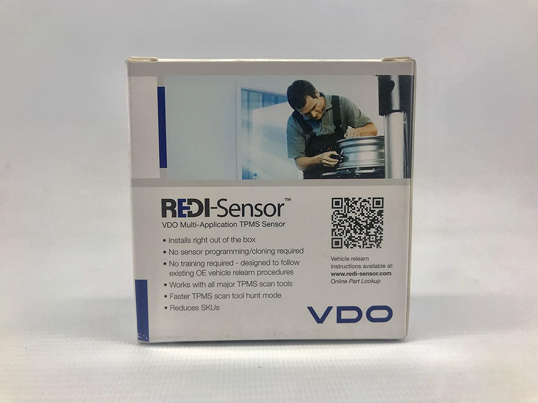 Vdo SE10002A Selling rankings Tire Pressure Max 63% OFF Sensor