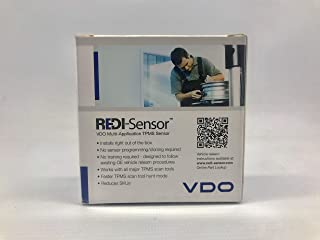 VDO SE10002A Tire Pressure Monitoring System Sensor by VDO