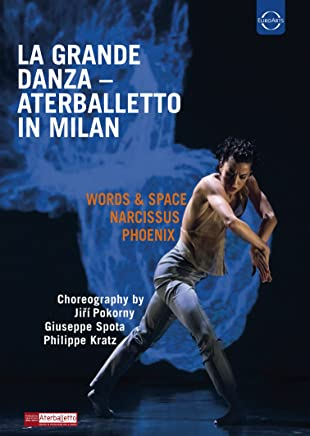 La grande danza:Aterballetto in Milan