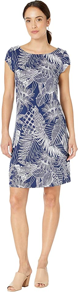 Lava Cove Short Sleeve Dress