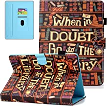 7 Inch Tablet Universal Case,APOLL Ultra-Thin Anti-Slip Folding Stand Case Cover with Card Slots for Samsung Galaxy Tab/Fire 7.0/Google Nexus 7/Kindle Oasis 2017 and More 6.5