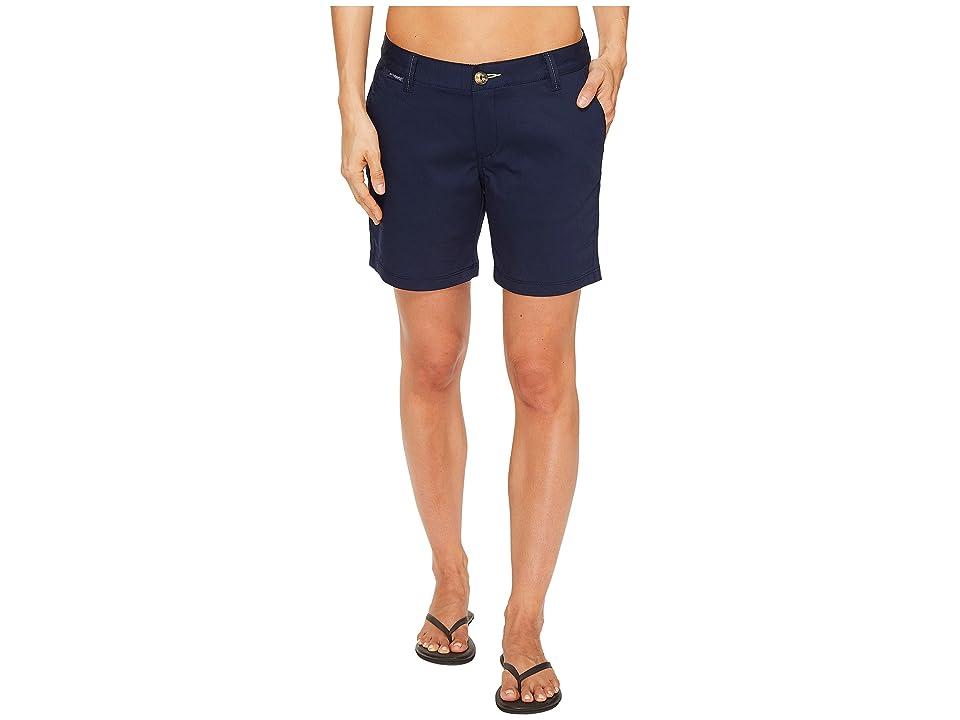Columbia Harborside Shorts (Collegiate Navy/Sunlit) Women