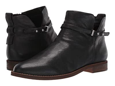 Franco Sarto Optimal (Black Leather) Women