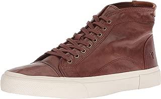 Men's Ludlow Cap Toe High Sneaker