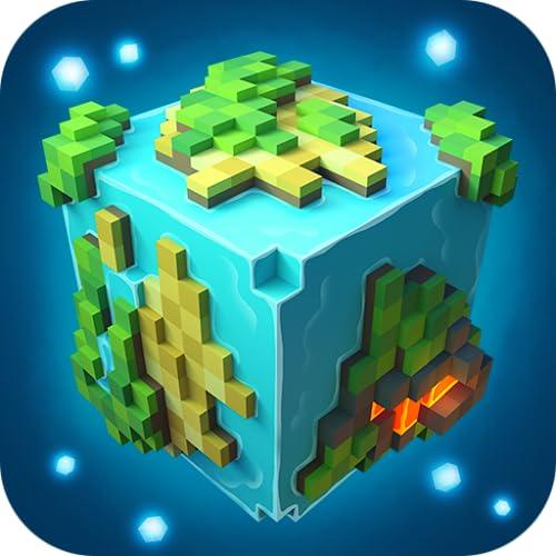 Planet of Cubes Überleben