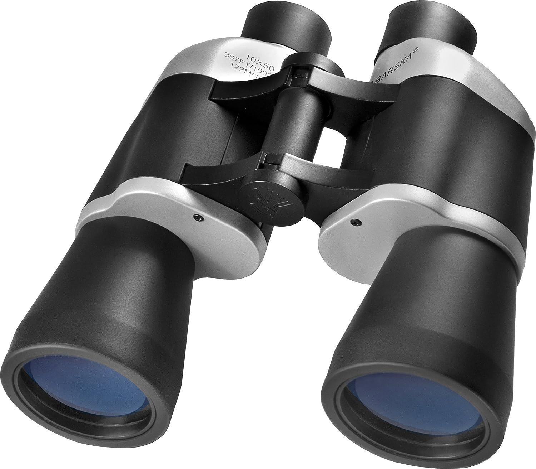 BARSKA 10x50mm Binoculars Focus Free Prisms Porro Fully BK-7 Coa Bombing new Louisville-Jefferson County Mall work
