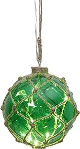 Star Noah - Bola de cristal (14 cm), color verde