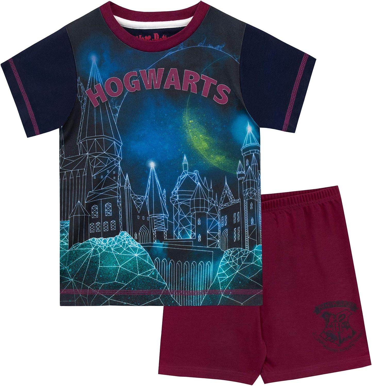 Harry Potter Boys' Hogwarts Pajamas