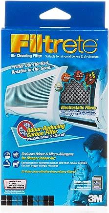 Filtrete Aircon Carbon Filter, 30cm x 60cm, (9808-2C)