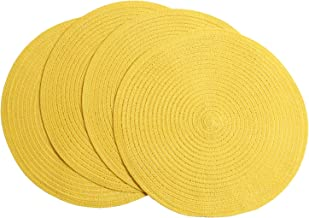Yellow Placemats