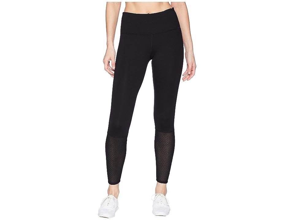 Lorna Jane Pixie Core Full-Length Tights (Black) Women
