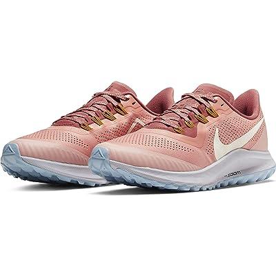 Nike Air Zoom Pegasus 36 Trail (Pink Quartz/Pale Ivory/Canyon Pink) Women