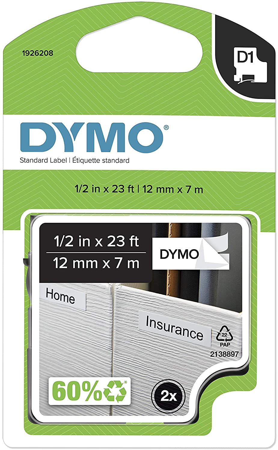 Soldering DYMO Standard Bargain D1 Self-Adhesive Polyester Label Tape Makers for
