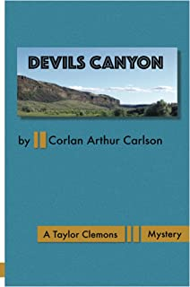 Devils Canyon (Taylor Clemons Mysteries Book 1) (English Edition)