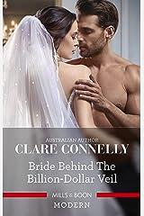 Bride Behind the Billion-Dollar Veil (Crazy Rich Greek Weddings) Kindle Edition