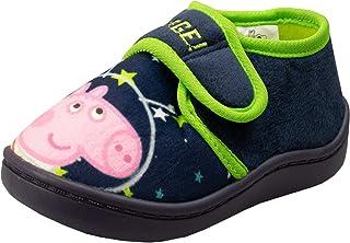 Peppa Pig Chaussons Garçon George Pig