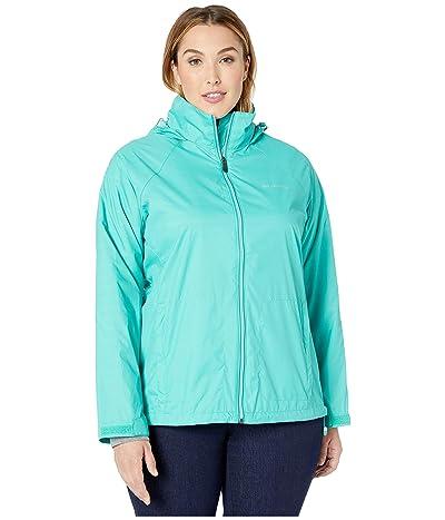 Columbia Plus Size Switchback III Jacket (Miami) Women