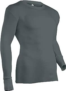 Men's Tall Cotton Rib Knit Thermal Underwear Top