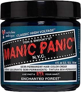 Manic Panic Semi-Permanent Color Cream 118 ml - Enchanted Forest