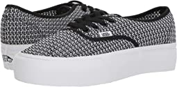 Vans Authentic Platform 2.0