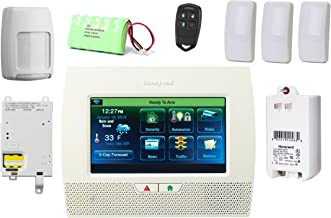 Honeywell Lynx Touch L7000 Wireless Security Alarm Slim Line Kit with 3gl GSM Cellular Module