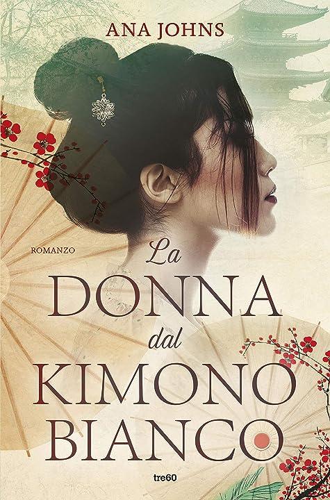 la donna dal kimono bianco (italiano) copertina rigida 978-8867025589