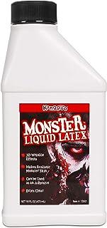 Kangaroo's Monster Liquid Latex - 16oz Pint - Creates Monster/Zombie Skin and FX