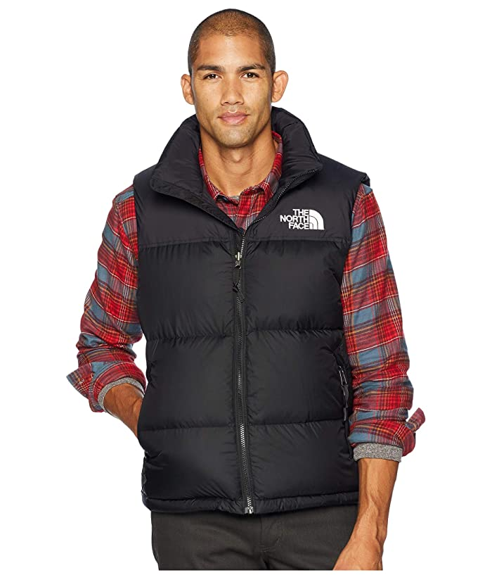 The North Face  1996 Retro Nuptse Vest (TNF Black) Mens Vest