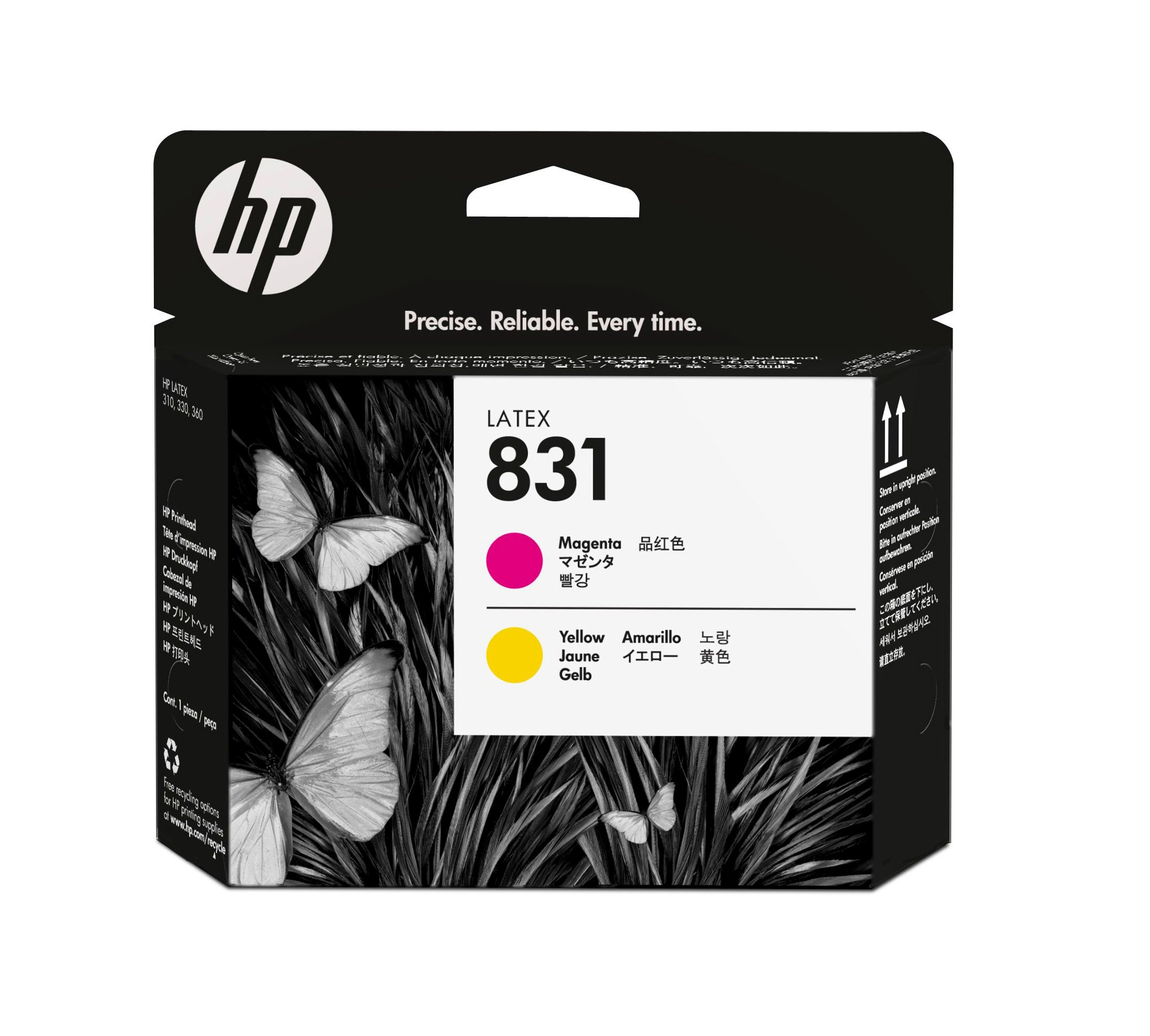 HP 831 - Cabezal de Impresora (HP Latex 310 HP Latex 330 HP Latex ...