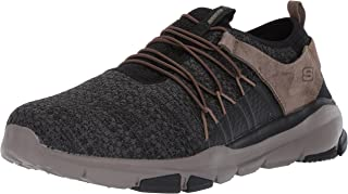 Skechers USA Men's Men's Relaxed Fit-Soven-Lorado Sneaker