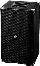 Phil Jones Bass Compact 8 800W 8x5 Bass Speaker Cabinet Black